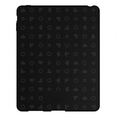 BUD - Housse Ipad-BUD-BUD By Designroom - Coque ipad 2 Monogram - Bud -