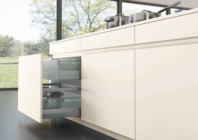 Total Consortium Clayton - Ilot de cuisine �quip�-Total Consortium Clayton-Concept 40 / Avance