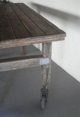 Eco-sensible lifestyle - Table bureau-Eco-sensible lifestyle-Rekup