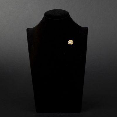 Expertissim - Broche-Expertissim-Roland SHAD. Epinglette décorative en or et perle