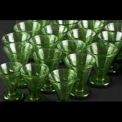Expertissim - Service de verres-Expertissim-Ensemble de verrerie de Biot