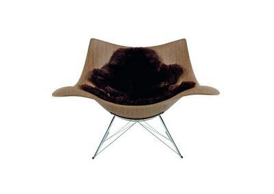 Fredericia - Rocking chair-Fredericia-Stingray chêne