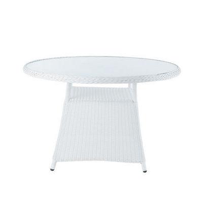 Maisons du monde - Table de repas ronde-Maisons du monde-Table à diner Mykonos