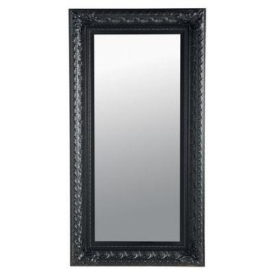 Maisons du monde - Miroir-Maisons du monde-Miroir Marquise noir 95x180