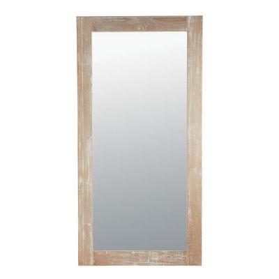 Maisons du monde - Miroir-Maisons du monde-Miroir Natura cérusé 90x180