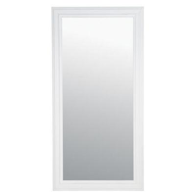 Maisons du monde - Miroir-Maisons du monde-Miroir Napoli blanc 80x160
