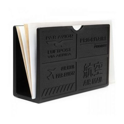 Manta Design - Bac à courrier-Manta Design-Porte-enveloppes design Black