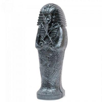 Manta Design - Coffret à bijoux-Manta Design-Boîte à bijoux Silver sarcophage
