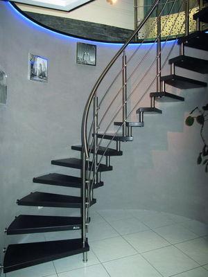 Créateurs d'Escaliers Treppenmeister - Escalier un quart tournant-Créateurs d'Escaliers Treppenmeister-ÉPURA