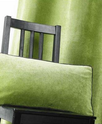 HOMEMAISON.COM - Galette de chaise-HOMEMAISON.COM-Coussin en velours uni rectangle