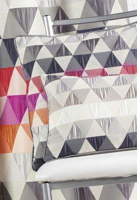 HOMEMAISON.COM - Galette de chaise-HOMEMAISON.COM-Coussin en jacquard aux motifs géométriques rectan