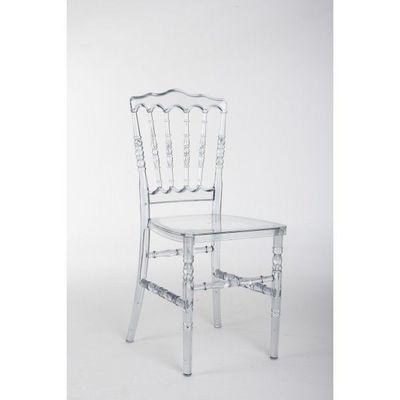 DECO PRIVE - Chaise-DECO PRIVE-Chaise Napoleon III transparente