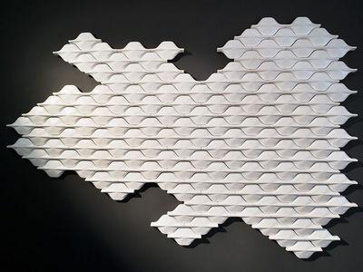 FAUVEL- NORMANDY CERAMICS - Carrelage mural-FAUVEL- NORMANDY CERAMICS-Wave