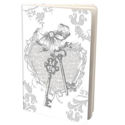 Mathilde M - Carnet de notes-Mathilde M-Carnet 32 pages Les clefs du paradis