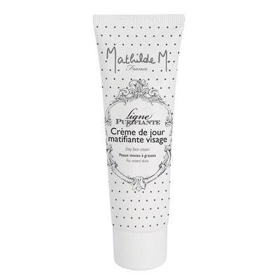 Mathilde M - Crème de soin-Mathilde M-Crème de jour visage 50 ml, peaux mixtes à grasses