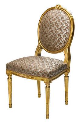 Taillardat - Chaise médaillon-Taillardat-Talloires