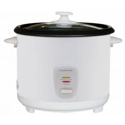 TECHWOOD - Cuiseur de riz-TECHWOOD-Cuiseur riz blanc