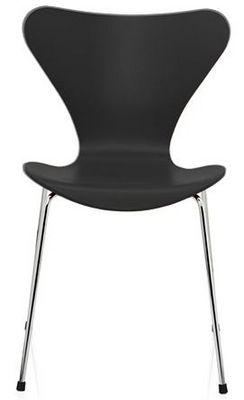 Arne Jacobsen - Chaise-Arne Jacobsen-Chaise Sries 7 Arne Jacobsen 3107 Bois structur No