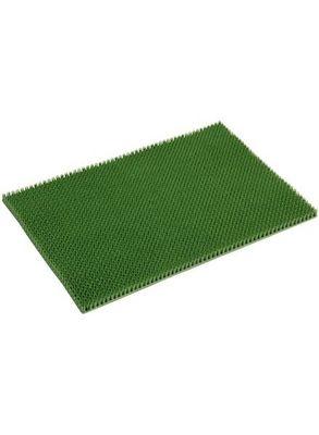 TAPISPASCHER - Paillasson-TAPISPASCHER-Tapis pas cher pour paillasson SEASON vert 40x60 e