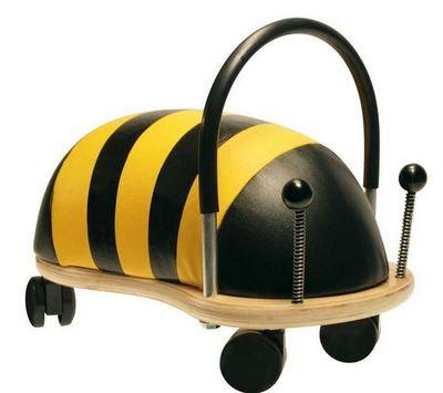 WHEELY BUG - Trotteur-WHEELY BUG-Porteur Wheely Bug Abeille - petit modle