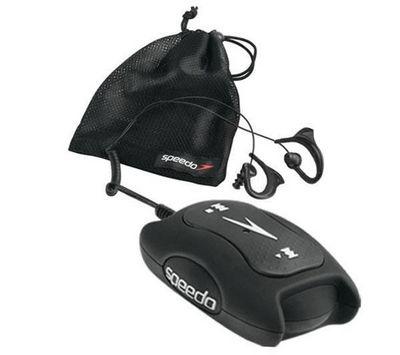 SPEEDO - MP3-SPEEDO-Lecteur MP3 Speedo Aquabeat 1 Go noir