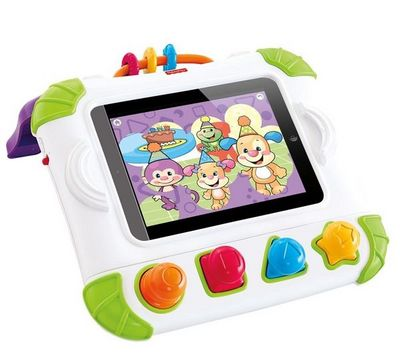 Fisher-Price - Jeux éducatifs-Fisher-Price-Table d'apprentissage Apptivity