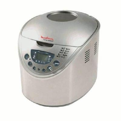 Krups - Machine à pain-Krups-Machine  pain Moulinex Home Bread OW100200 convect