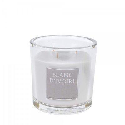 BLANC D'IVOIRE - Bougie parfum�e-BLANC D'IVOIRE-L'ORIENTALE