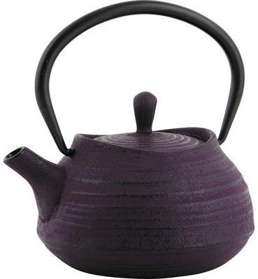 Aubry-Gaspard - Théière-Aubry-Gaspard-Théière en Fonte violette 0,4 Litres
