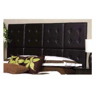 International Design - T�te de lit-International Design-T�te de lit en kit - Couleur - marron