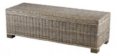 INWOOD - Coffre de jardin-INWOOD-Bout de lit Coffre Kubu
