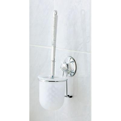 EVERLOC - Serviteur-wc-EVERLOC-Support brosse WC toilette ventouse