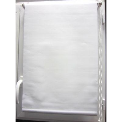 Luance - Store enrouleur-Luance-Store enrouleur occultant blanc 60x180 cm