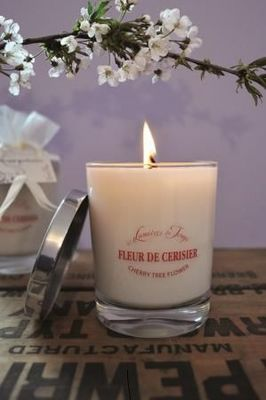 LES LUMIÈRES DU TEMPS - Bougie parfumée-LES LUMIÈRES DU TEMPS