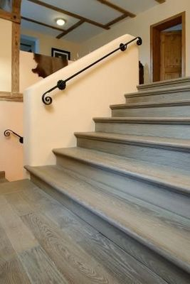 QC FLOORS - Marche d'int�rieur-QC FLOORS