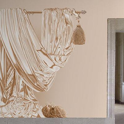 ATELIER MARETTE - Papier peint panoramique-ATELIER MARETTE-Draperie SABLE, SAND
