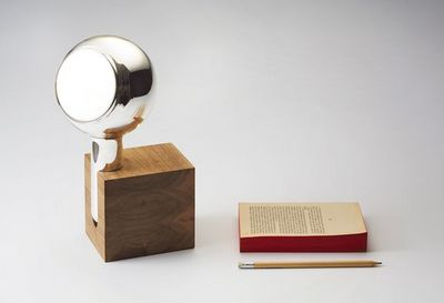TH MANUFACTURE - Miroir � poser-TH MANUFACTURE-Yve Hand Mirror