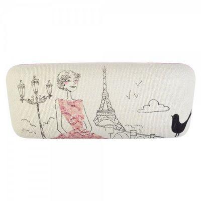 La Chaise Longue - Etui � lunettes-La Chaise Longue-Etui � lunettes Parisienne Romantique