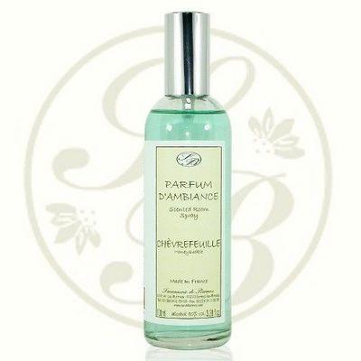 Savonnerie De Bormes - Parfum d'intérieur-Savonnerie De Bormes-Parfum d'ambiance - Chèvrefeuille - 100 ml - Savo