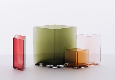 Iittala - Vase à fleurs-Iittala-Ruutu
