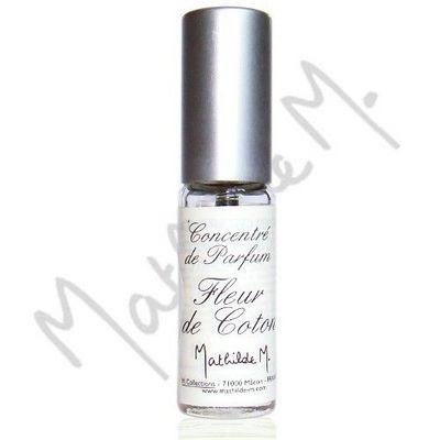 Mathilde M - Essences parfumées-Mathilde M-Concentré de parfum mini spray - Fleur de Coton -