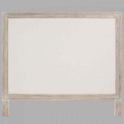 BLANC D'IVOIRE - Tête de lit-BLANC D'IVOIRE-VENISE Blanc