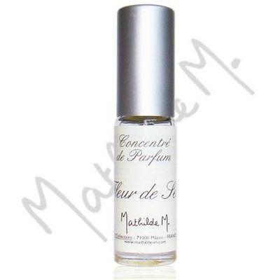 Mathilde M - Essences parfumées-Mathilde M-Concentré de parfum mini spray - Fleur de Sel - 5