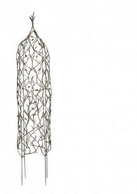 Demeure et Jardin - Ob�lisque de Jardin-Demeure et Jardin-Obelisque en fer forg�