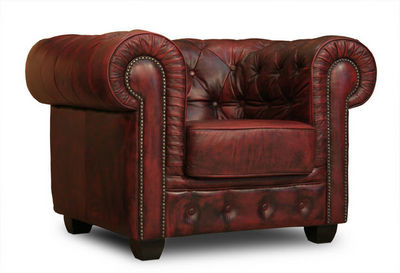 MASSIVUM - Fauteuil Chesterfield-MASSIVUM-Chesterfield