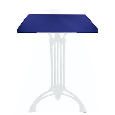 Ardamez - Plateau de table-Ardamez-Plateau de table émaillé sur acier / bleu