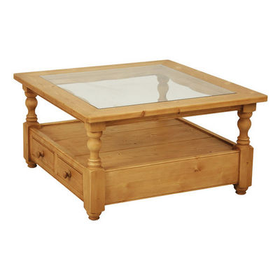 Interior's - Table basse carr�e-Interior's-Table basse carr�e