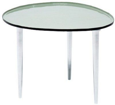 WHITE LABEL - Table basse forme originale-WHITE LABEL-Table basse SALVER