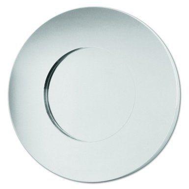 WHITE LABEL - Miroir hublot-WHITE LABEL-ROLL miroir mural design rond grand modèle