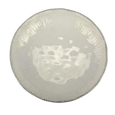 Interior's - Assiette � dessert-Interior's-Assiette � soupe blanche